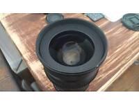 Samyang 1.5 Canon Mount Lens