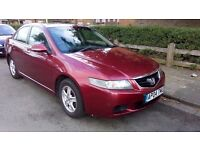 Very clean 2004 Honda accord 2.0 IVTEC, Excellent car, good condition