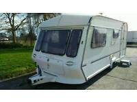 Coachman 460/4 4 berth good condition all working and dry