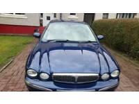 Jaguar x type 2.0 l diesel