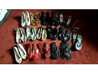 Various shoe bundles