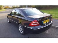 2005 MERCEDES BENZ C CLASS KOMPRESOR LONG MOT