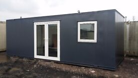Portable Office Portable Cabin Site Office Home Office Shipping Container Welfare Unit