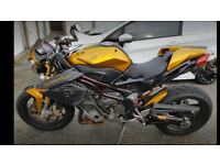 Benelli TNT 1130 Café Race (Gold)