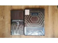 Bedding, brand new Duvet Cover set with matching fitted sheet. Unopened. £25