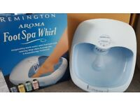 Remington Aroma Foot Spa Whirl