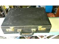 Attache Case.....leather