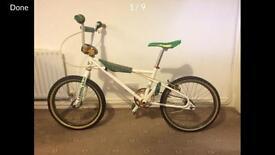 Limited edition retro se racing quadangle bmx