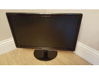 "Samsung T24A350 24"" Widescreen LED with TV Tuner (Full HD 1080P, Dolby Digital Surround)"