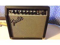 Fender frontman 15r 15w practice guitar amp
