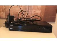Alba Freeview HD box with hdmi and controls