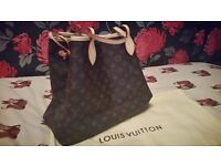 Louis Vuitton Neverfull GM Monogram Canvas Handbag