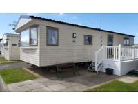 A beautiful modern 2 bedroom 6 berth caravan to rent