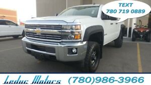 2015 Chevrolet Silverado 2500HD LT 4x4 6.0L TRUCK - APPLY NOW