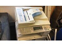 Ricoh Aficio 2020 scanner, printer