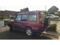 Landrover discovery 200 tdi