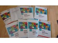 Complete A level maths National Extension College self-study program