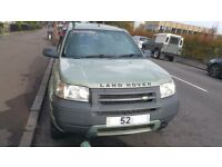 landrover freelander for sale £1250 ONO