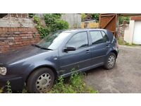 Volkswagen Golf 1.6 2002