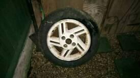 Ford xr3i alloy wheel