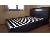 Kingsize bed. Can deliver Inverness area.