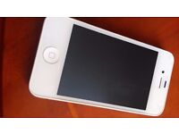 White Apple Iphone 4 8gb BOXED