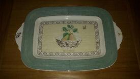 Beautiful genuine Wedgwood platter
