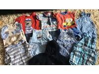 Boys next clothes 0-3