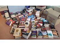 Fantastic selection (80+) Books for quick sale ONLY £30 - less than 40p a book!!