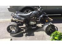 250cc road legal quad bike