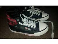 Trainers new kids size 12