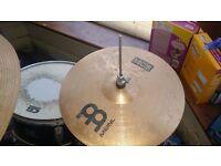 CB Drums Drum Kit + Meinl MCS Cymbals