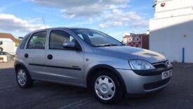 VAUXHALL CORSA 1.2 5dr Hatchback (2001) £1,495,00