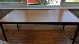DESK /TABLE 80cm x 160 SE London £25.00