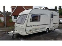 Caravan Coachman 460/2 vip 1998