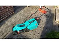 Bosch Rotak 32-12 electric Lawnmower