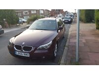 BMW 520D DIESEL ESTATE -NEW MOT-FSH-NEW CLUTCH,FLYWHEEL,TURBO- M SPORT -E60/E61