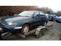 Toyota Carina diesel wanted