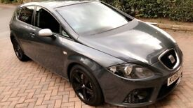 Seat Leon fr tdi 56reg fsh drives 100% cheap reliable