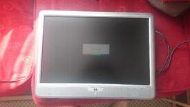 HP W22 Widescreen computer monitor
