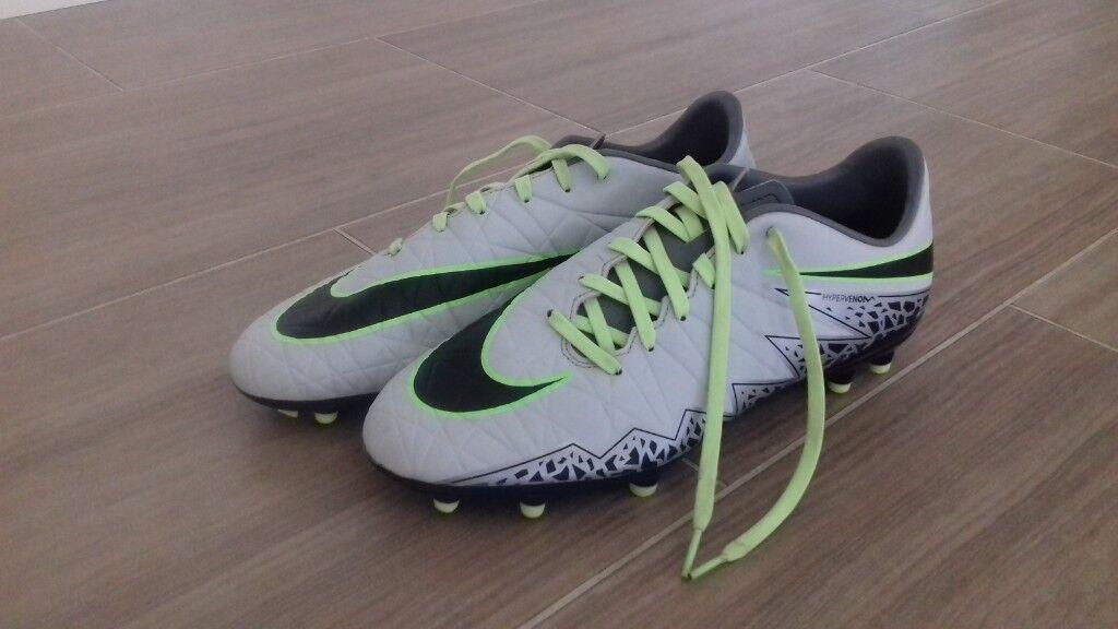 sports shoes 68039 7e62d Nike Hypervenom Phantom II Football Boots - Adult's Size 8 - Perfect  Condition
