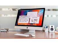 Latest Slim 21.5' Apple iMac Quad Core i5 2.7Ghz 8Gb 1Tb HDD Cubase 8 Logic Pro X Ableton 9 Massive