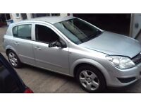 Astra h breaking