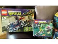 turtles lego