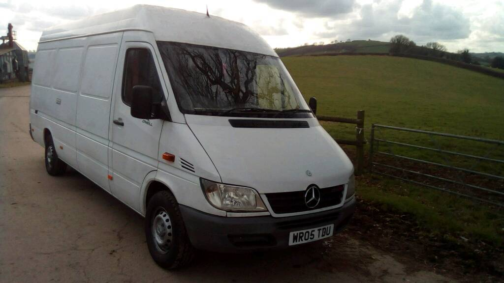 2005 Mercedes Benz Sprinter 313 Cdi Campervan In Totnes Devon