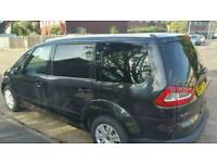 Ford galaxy diesel 7 seater with PCO automatic