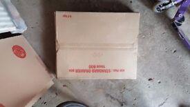 600 drawer box - Howdens