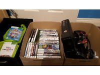 xbox 360 & games and controllers