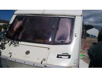 2BERTH TOURING CARAVAN