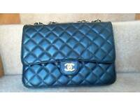 Chanel quilted classic bag